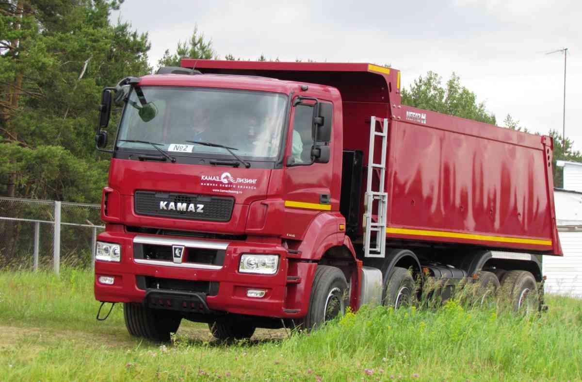 Продажа КАМАЗ, ремонт и обслуживание автомобилей