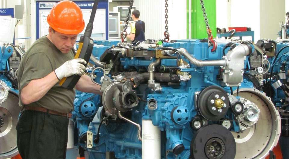 ЯМЗ-534 показали в Гаване