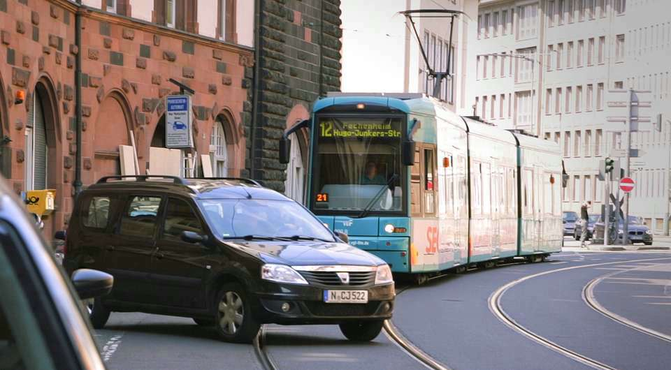 Bosch обезопасит трамваи