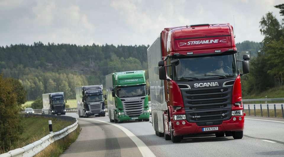 Scania заключила контракты с SKF