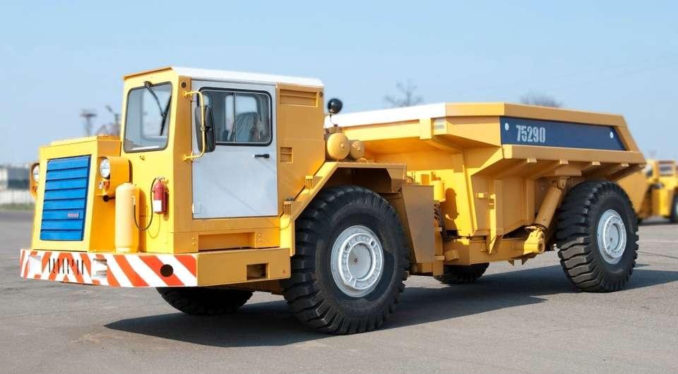 МоАЗ-75290. Новый подземный транспорт