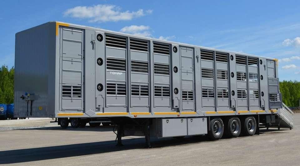 ТОНАР. Модернизированный скотовоз