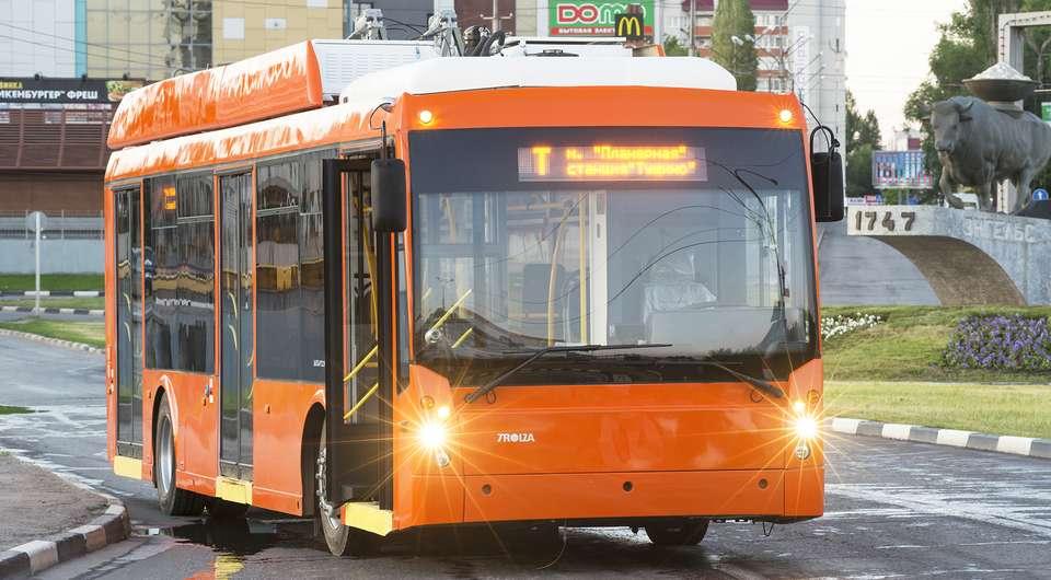 ТРОЛЗА. Троллейбусные итоги минувшего года