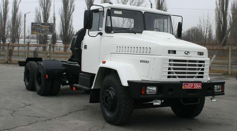 КРАЗы для Казахстана