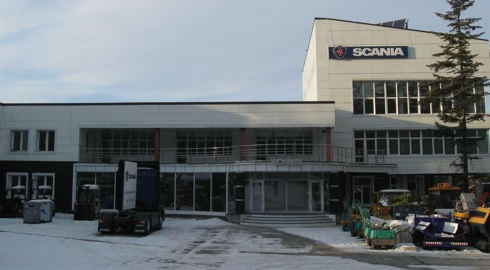 Scania. Новый дилер во Владивостоке