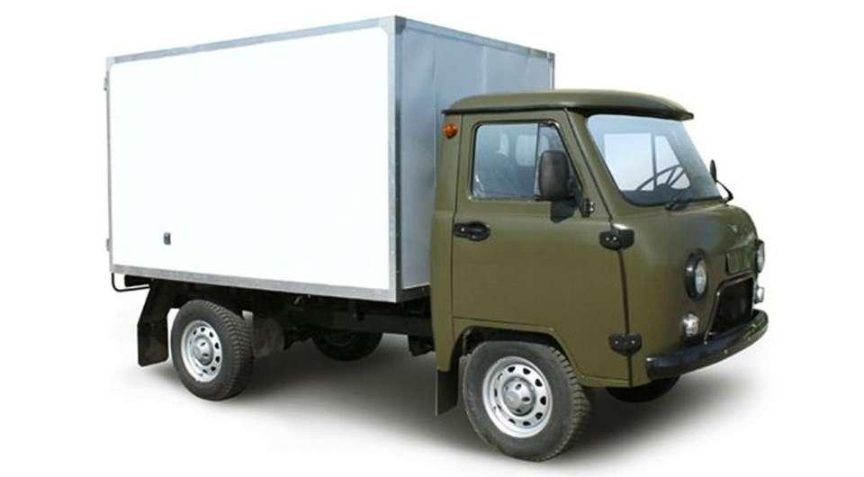 «Луидор-тюнинг»: фургоны для «уазиков»