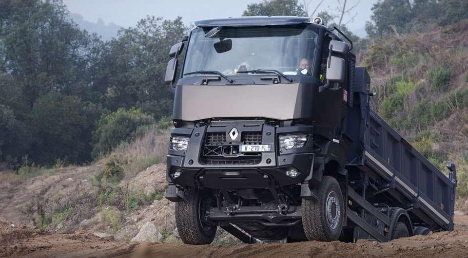 Renault K. Коробка передач для тяжелых условий