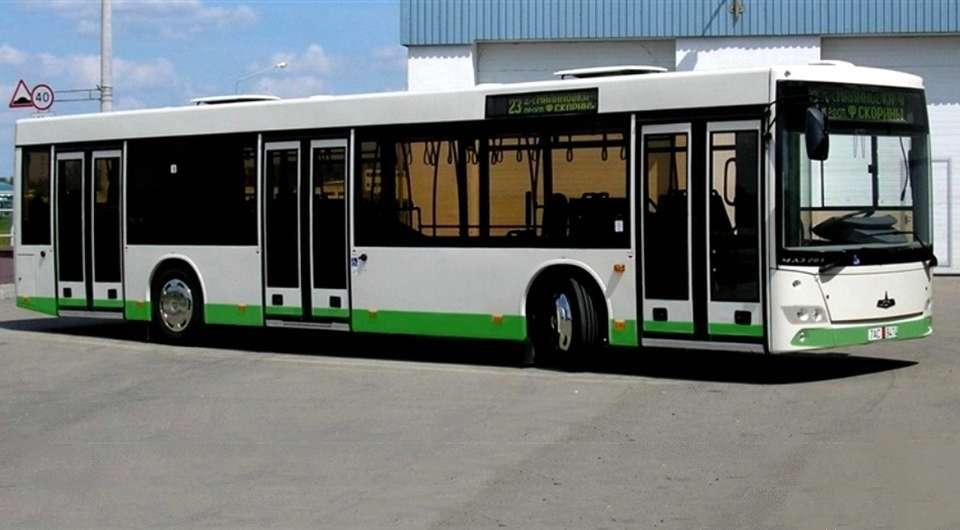 Автобусы МАЗ завоевывают Санкт-Петербург