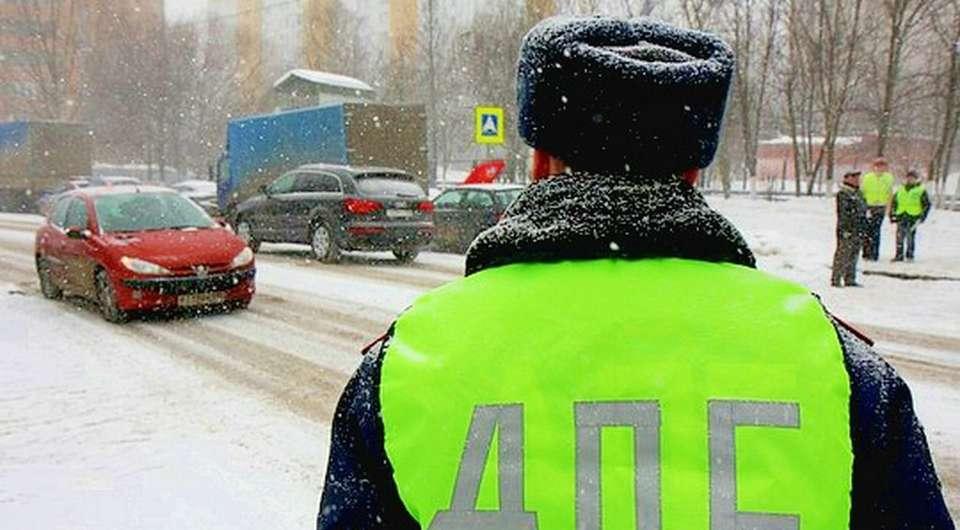 Москва проконтролировала наличие тахографов