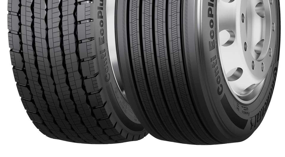Continental: специальные шины для транспортировки негабарита