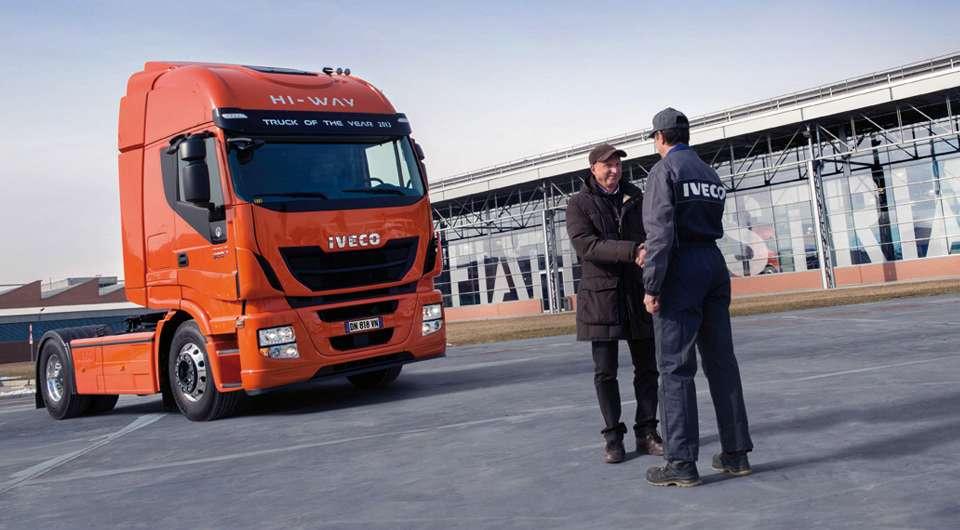 IVECO: новые сервисные контракты