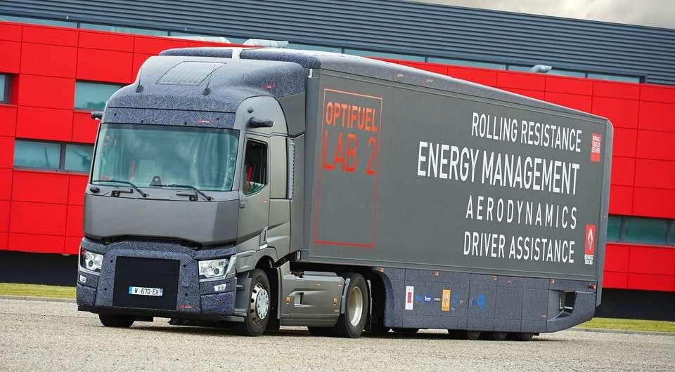Renault Optifuel: 22-процентная экономия топлива