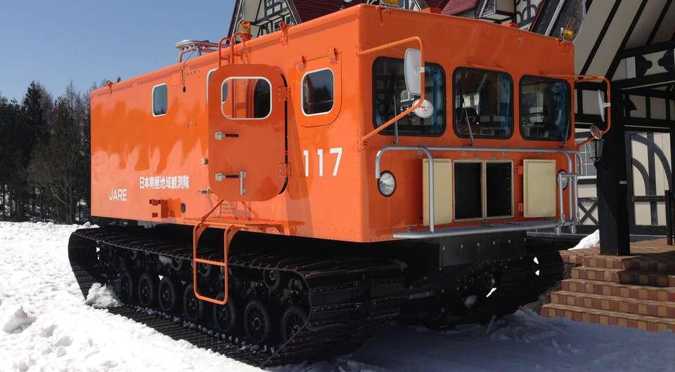 Арктические вездеходы SM100S получают «автомат» Allison