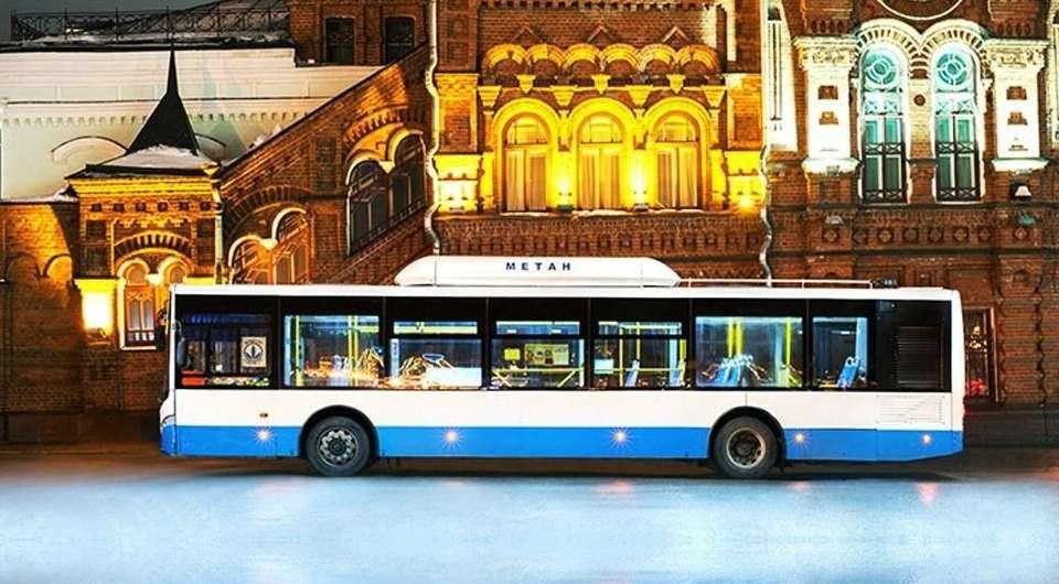 Volgabus: автобусы для Владимирской области