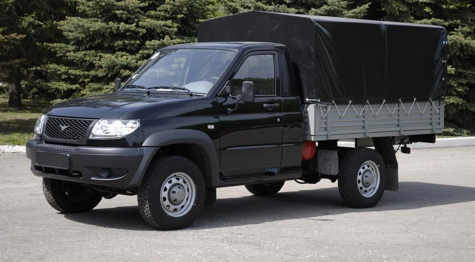 UAZ Cargo станет прямым конкурентом «Газели»?