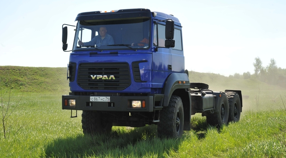 «Урал-М» для Сургутнефтегаза
