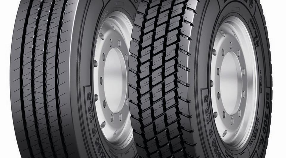 Barum модернизирует грузовые шины