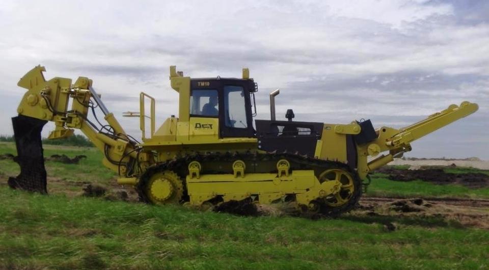 ДСТ-УРАЛ. Кабелеукладчик КВГ-280 идет в серию