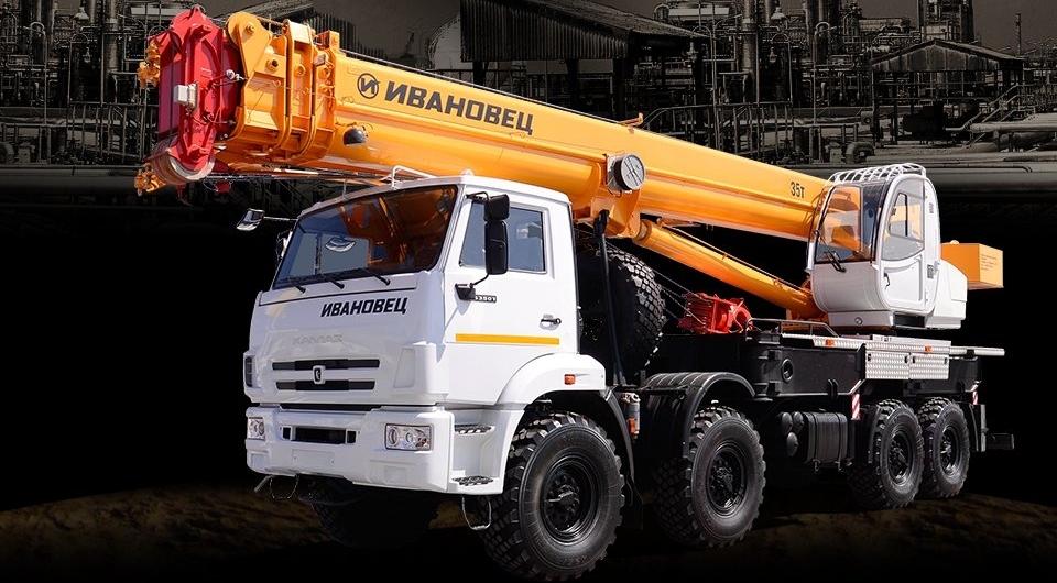 35-тонный «Ивановец» отгружен в Томск