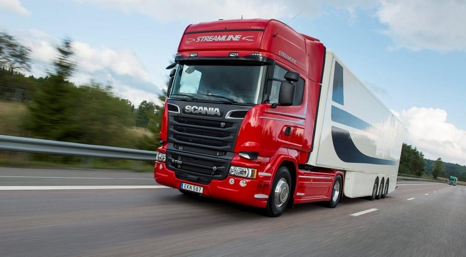 Каждый третий «европеец» в России – Scania!