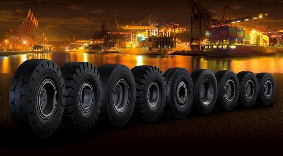 ContiEarth. Новые шины для грязи, глины, гравия и скал