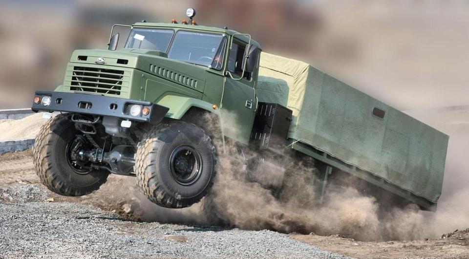Девять месяцев КРАЗа: почти тысяча грузовиков!