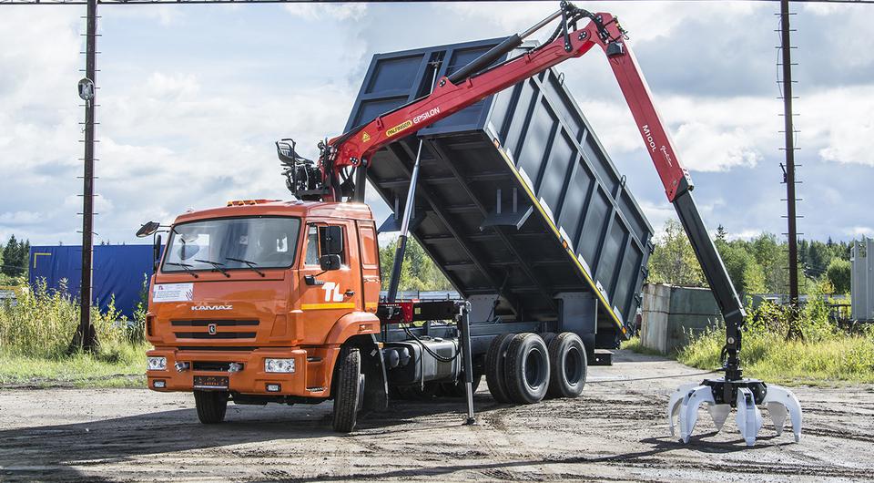 КАМАЗ: Ломовозы поставлены металлургам