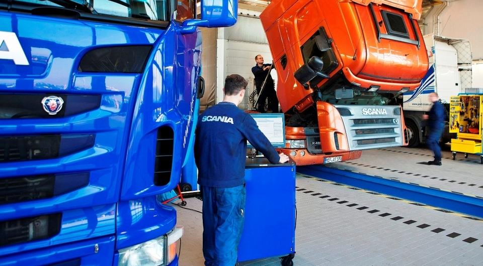 «Сахаскансервис». Scania пришла в Якутск
