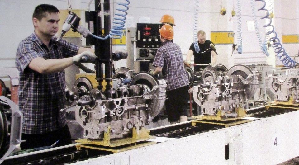 УМЗ: обновленному двигателю – обновленное производство