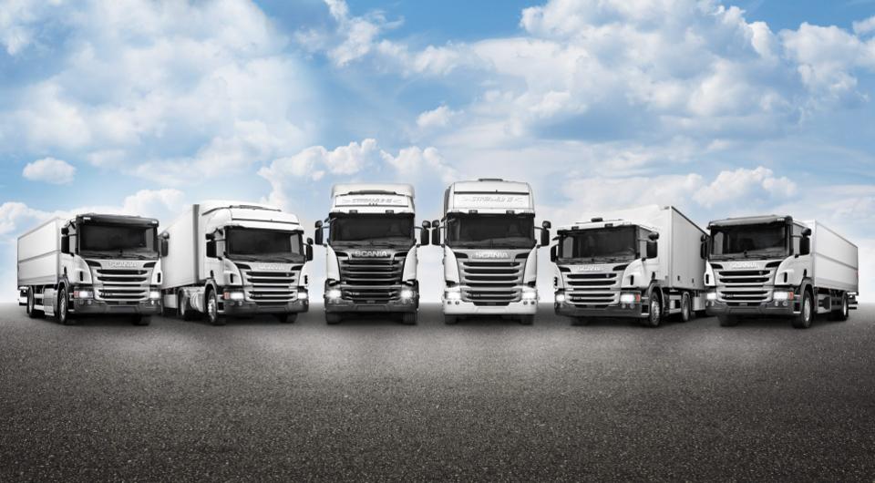 Scania растет в Европе и лидирует в России
