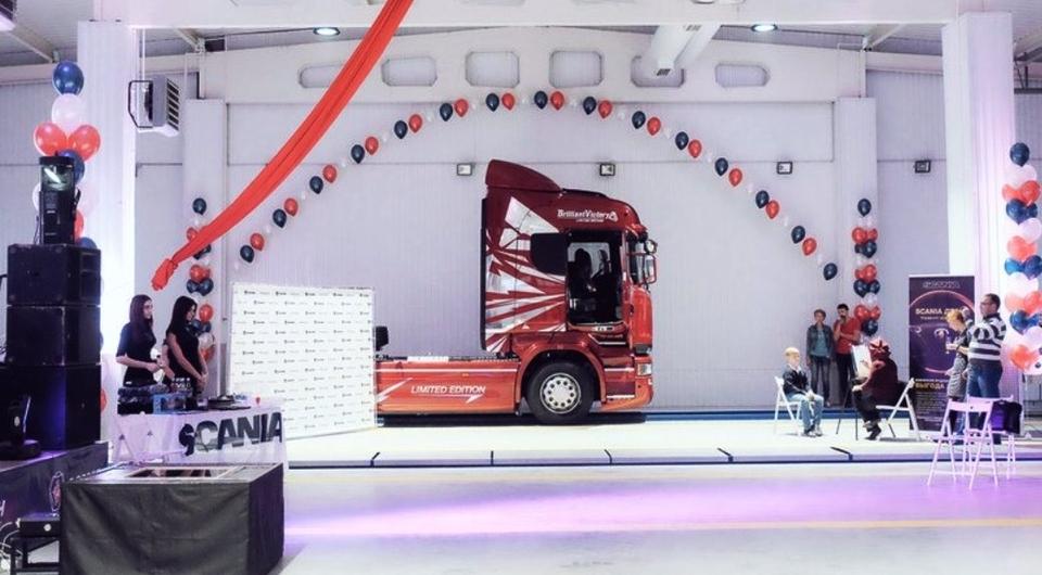 Scania расширяет дилерско-сервисную сеть