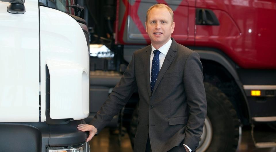 Хенрик Хенрикссон – новый гендиректор Scania