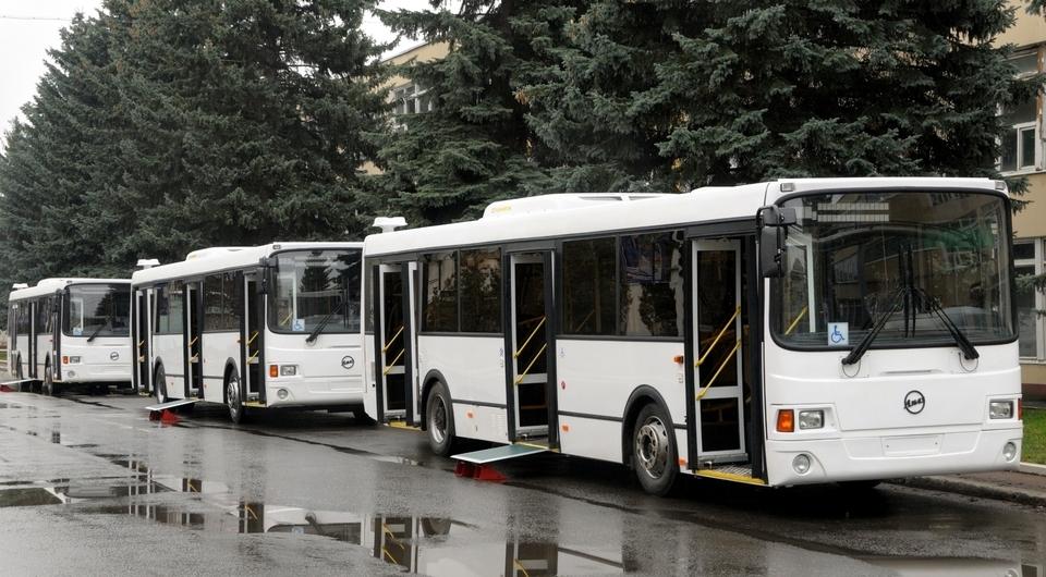 Автобусы ЛиАЗ для Кирова