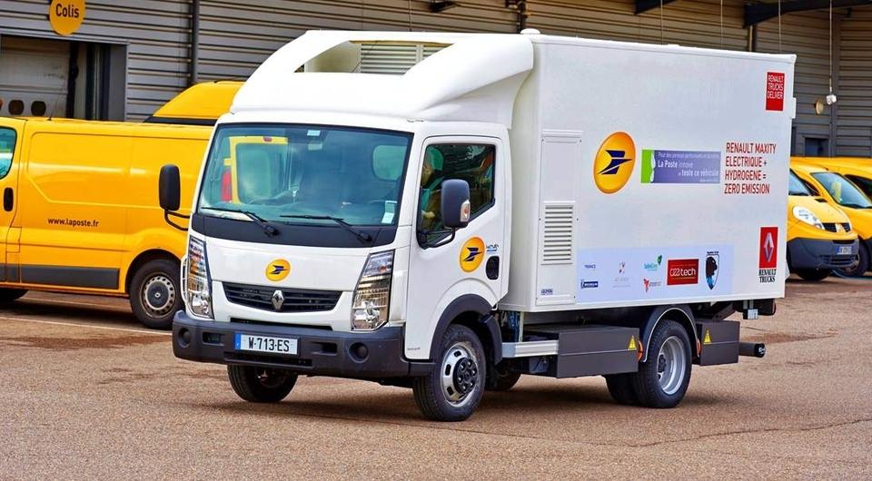 Renault Trucks. Электричество и водород