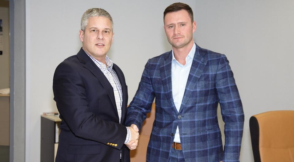 VERTEX стал национальным дистрибьютором JLG EMEA BV