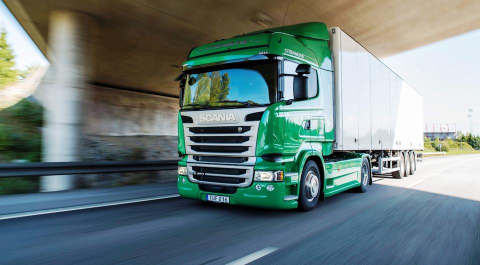 Scania получила от британцев крупнейший заказ