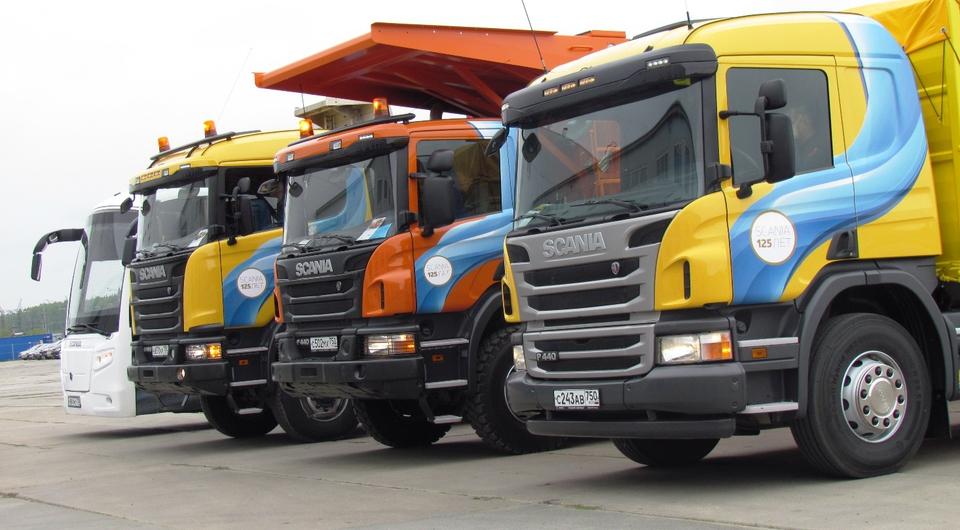 Scania отчиталась за первый квартал