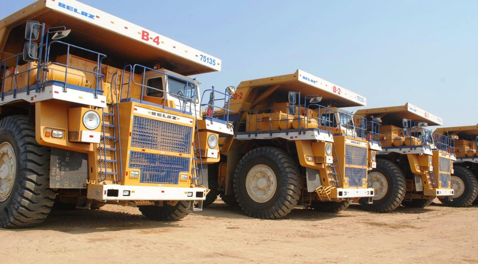 БЕЛАЗ: 110-тонники отправляются в Индонезию