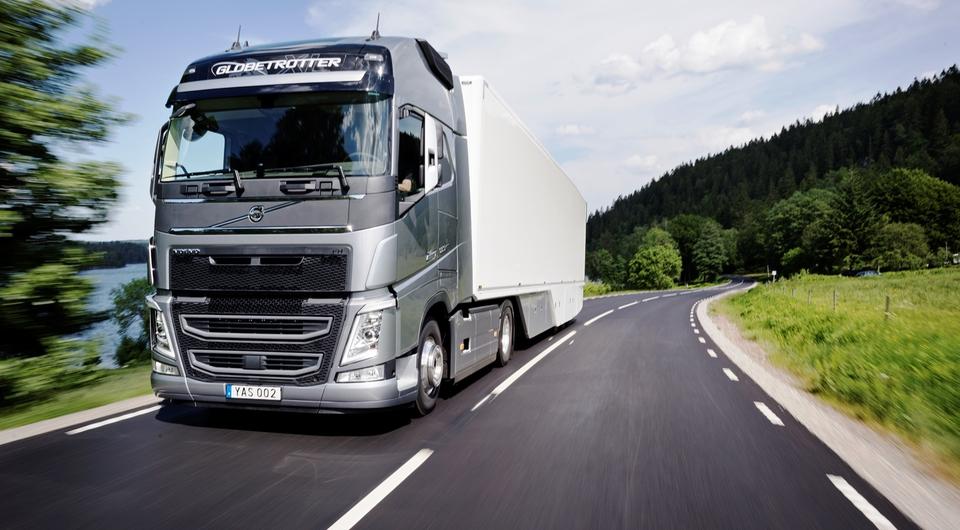 Volvo Trucks: новая силовая линия