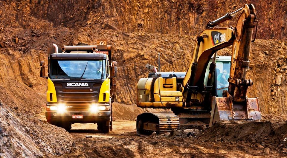 Scania: решения для эффективной горнодобычи