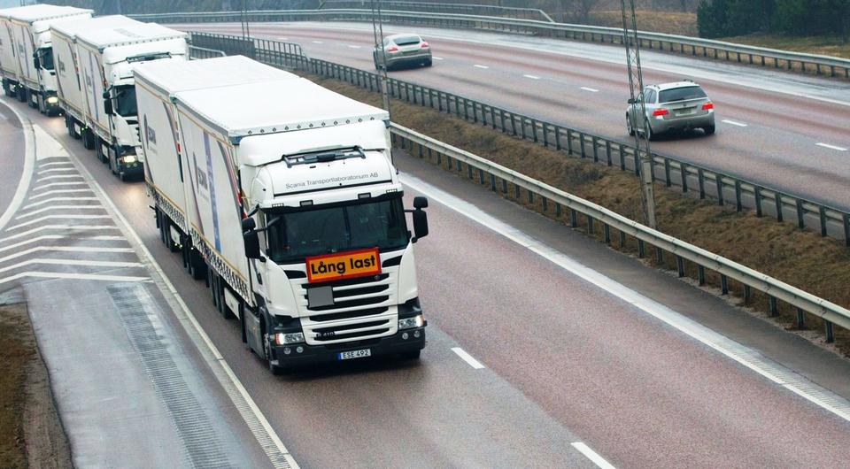 Роботизация грузовиков: Scania сыграет квартетом