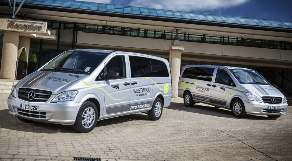 Mercedes-Benz: контракты электрического завтра