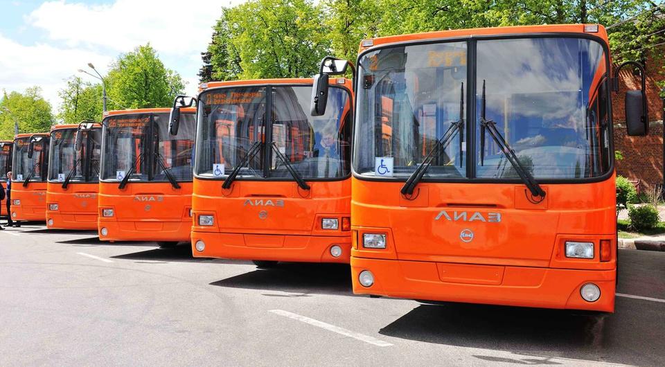 Полсотни ЛиАЗ-529360 для Нижнего Новгорода