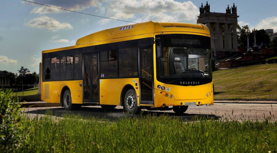 Volgabus. Первый укороченный «СитиРитм»