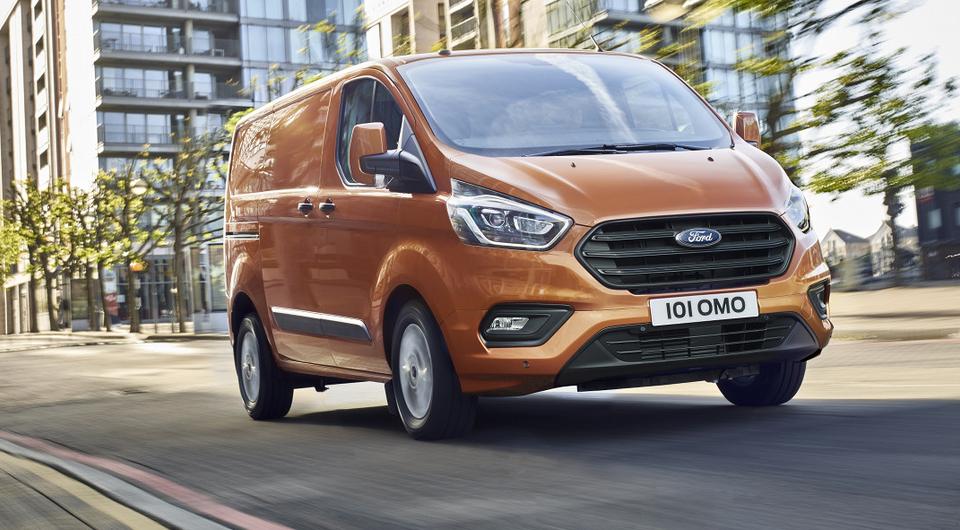 Ford Transit Tourneo. Удобнее и экономичнее