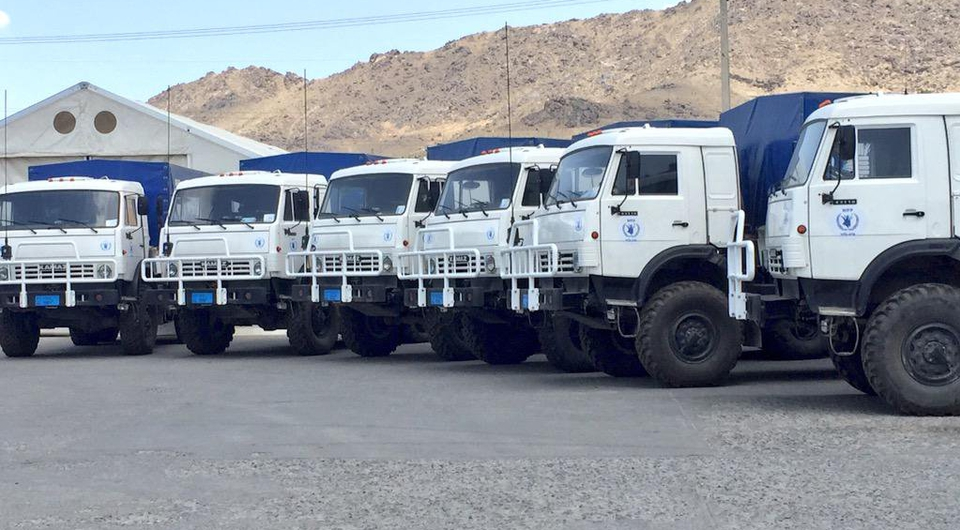 КАМАЗ поставит автотехнику для нужд ООН