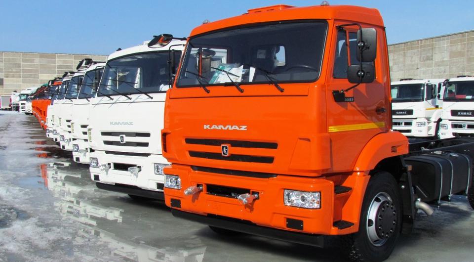 КАМАЗ начнет собирать грузовики в Узбекистане