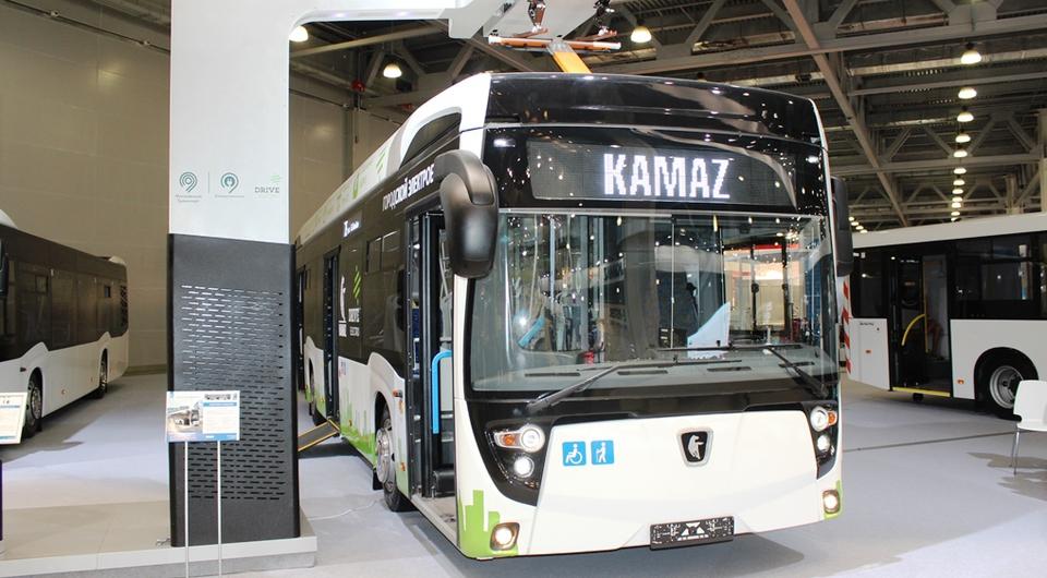 Drive Electro: электробусы становятся совершеннее