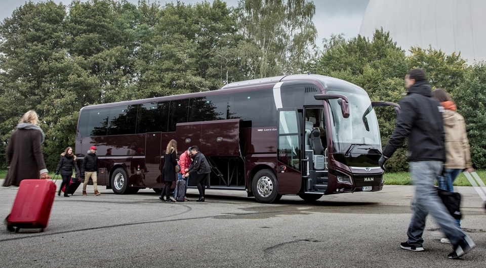 Новый MAN Lion`s Coach: первая российская поставка