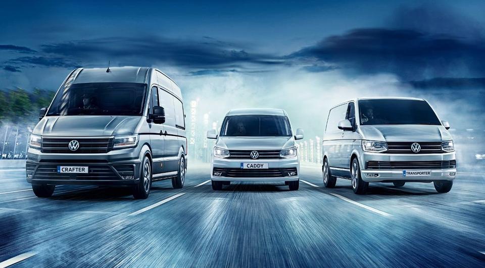 Volkswagen Commercial: минувший год – удачный год!